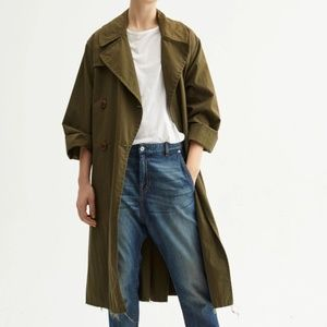 Eileen Fisher | Trench Jacket
